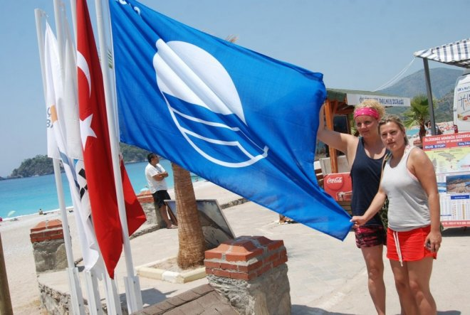 11 BLUE FLAGGED BEACHES IN DIDIM & AKBÜK