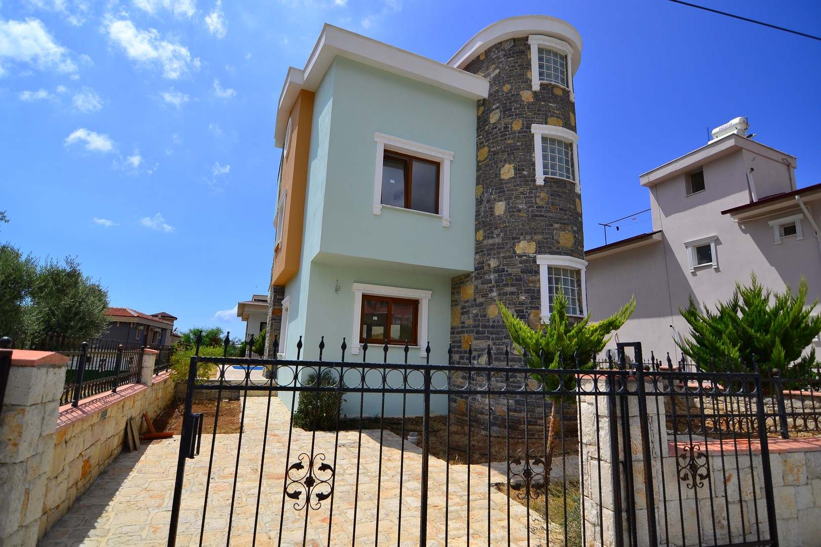 5 Bedroom Detached Villa for sale in Akbuk (Sold)