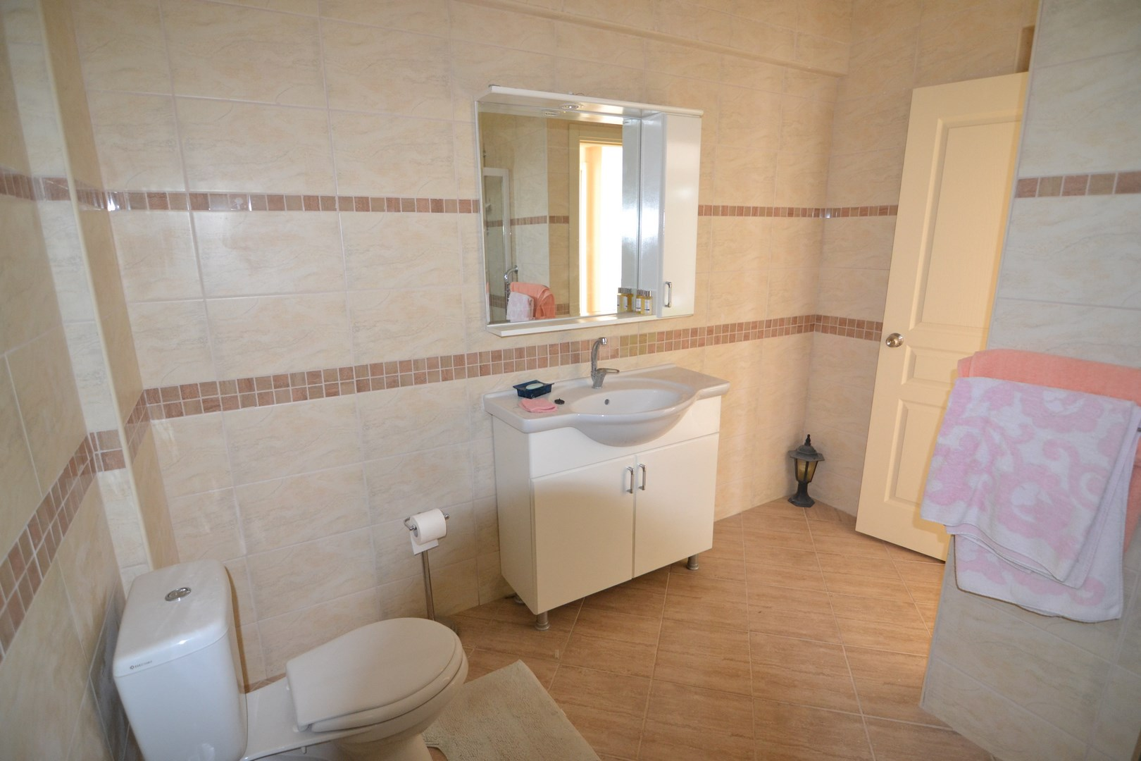 3 Bedroom semi detached villa for sale in Akbuk Turkey
