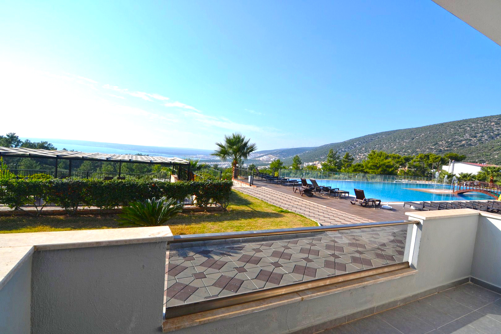 Akbük Tropicana Resort 3 Bed Apartment For Sale